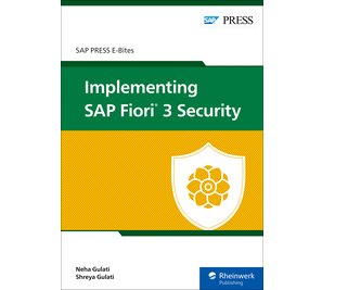 Cover of Implementing SAP Fiori 3 Security