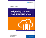 Cover of Migrating Data to SAP S/4HANA Cloud