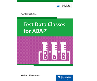 Cover of Test Data Classes for ABAP