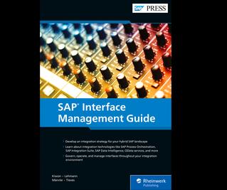 Cover of SAP Integration Management Guide