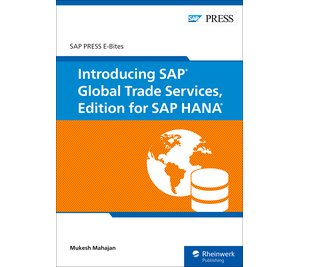 Cover of Introducing SAP Global Trade Services, Edition for SAP HANA