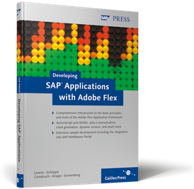Cover von Developing SAP Applications with Adobe Flex