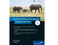 Cover of Personnel Planning and Development Using SAP ERP HCM