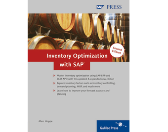 Sap s optimization of inventory and order