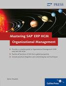 Cover of Mastering SAP ERP HCM Organizational Management