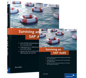 Cover von Surviving an SAP Audit