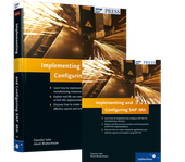 Cover von Implementing and Configuring SAP MII