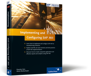 Cover of Implementing and Configuring SAP MII