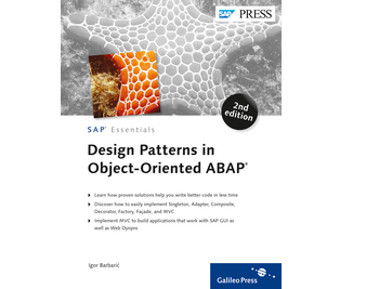 Cover of Design Patterns in Object-Oriented ABAP