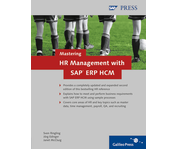 Cover of Mastering HR Management with SAP ERP HCM
