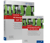Cover von Mastering HR Management with SAP ERP HCM