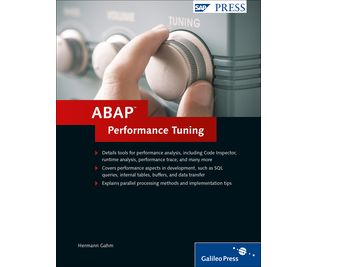 Cover of ABAP Performance Tuning