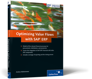 Cover of Optimizing Value Flows with SAP ERP