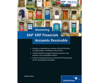 Cover of Maximizing SAP ERP Financials Accounts Receivable