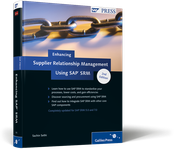 Cover of Enhancing Supplier Relationship Management Using SAP SRM