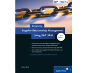 Cover of Enhancing Supplier Relationship Management Using SAP SRM
