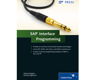 Cover of SAP Interface Programming