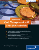 Cover von Maximizing Cash Management with SAP ERP Financials