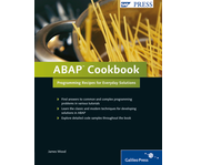 Cover of ABAP Cookbook