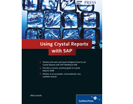 Cover of Using Crystal Reports with SAP