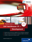 Cover von Practical Guide to SAP NetWeaver PI - Development