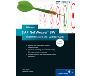 Cover of Efficient SAP NetWeaver BW Implementation and Upgrade Guide