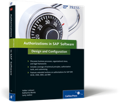 Cover of Authorizations in SAP Software: Design and Configuration