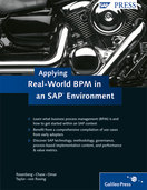 Cover of Applying Real-World BPM in an SAP Environment