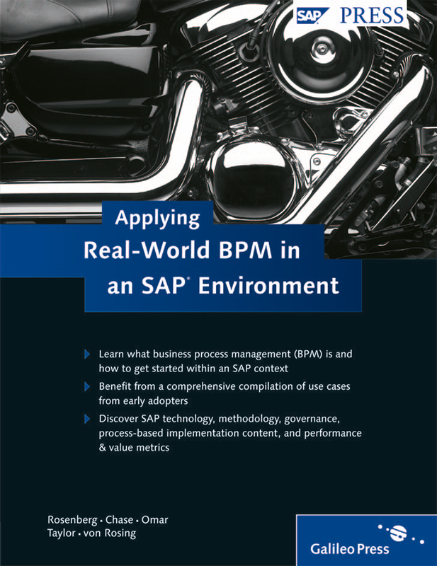 Applying Real-World BPM in an SAP Environment
