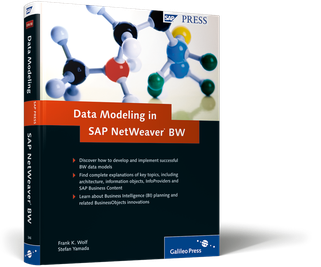 Cover of Data Modeling in SAP NetWeaver BW