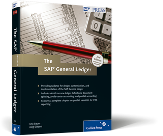 Cover of The SAP General Ledger