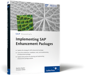 Cover of Implementing SAP Enhancement Packages