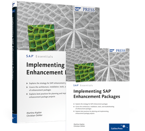 Cover von Implementing SAP Enhancement Packages