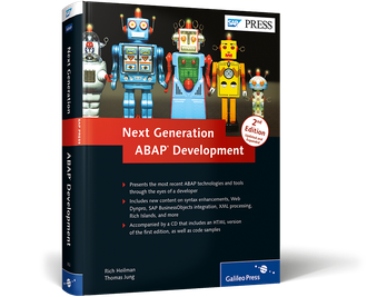Cover of Next Generation ABAP Development
