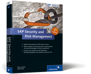 Cover of SAP Security and Risk Management