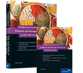 Cover von Configuring and Customizing Employee and Manager Self-Services in SAP ERP HCM