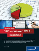 Cover von SAP NetWeaver BW 7.x Reporting–Practical Guide