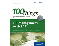 Cover von HR Management with SAP
