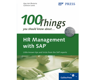 Cover of HR Management with SAP
