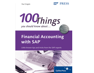 Cover of Financial Accounting with SAP