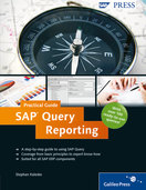 Cover von SAP Query Reporting—Practical Guide
