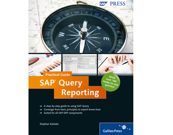 Cover of SAP Query Reporting—Practical Guide