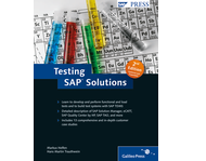 Cover von Testing SAP Solutions