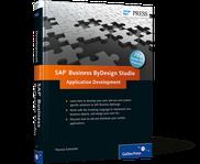 Cover of SAP Business ByDesign Studio – Application Development