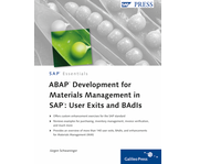 Cover of ABAP Development for Materials Management in SAP: User Exits and BAdIs