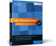 Cover of SAP Transaction Codes