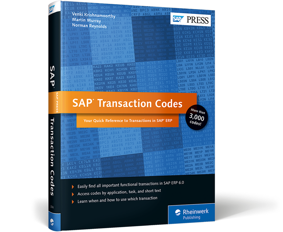 sap t code list for mm