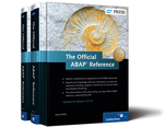 Cover of The Official ABAP Reference