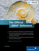Cover von The Official ABAP Reference