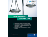 Cover of Effective Pricing with SAP ERP